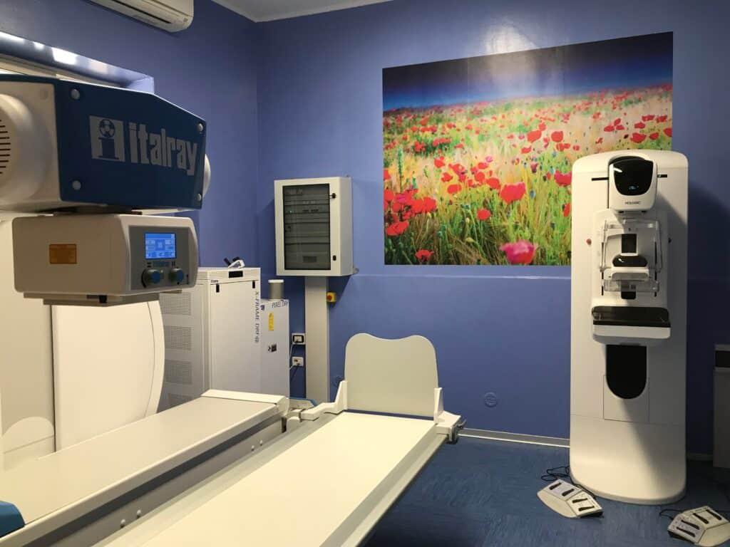 La nostra nuova Sala Radiologica
